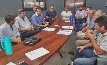 29/03/2017: Se solicitarán mil millones de pesos para las obras de saneamiento del río Uruguay