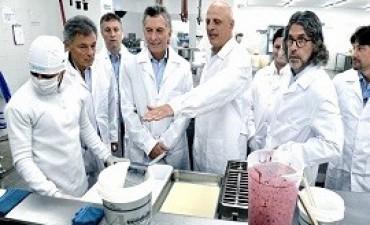 30/03/2017: Macri aseguró que las leyes Emprendedores y Pyme