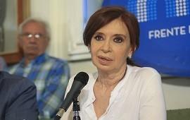 05/03/2018: Denuncia de Nisman: Cristina Kirchner va a juicio oral