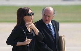 08/03/2018: CFK a Parrilli: