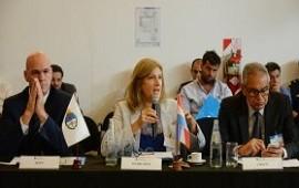 08/03/2018: Entre Ríos participó de la IX reunión del Consejo de Seguridad Interior