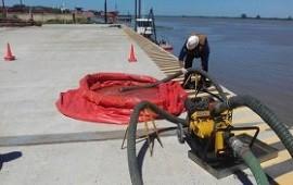 09/03/2018: Prefectura aprobó el plan de contingencia del Puerto Ibicuy