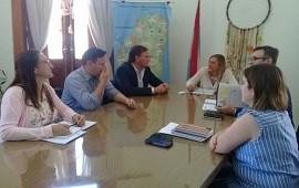 12/03/2018: Firma de convenio entre el Copnaf y el municipio de San Salvador