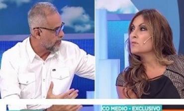 01/03/2018: Marcela Tauro estalló en vivo y destrozó a Rial:
