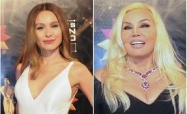 06/03/2018: Tensión entre Susana Giménez y Pampita por su llegada a Telefe