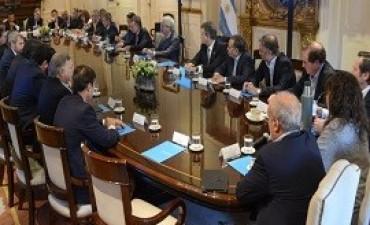 07/03/2018: Macri respaldó a Cabrera y tensó aún más la relación con la UIA