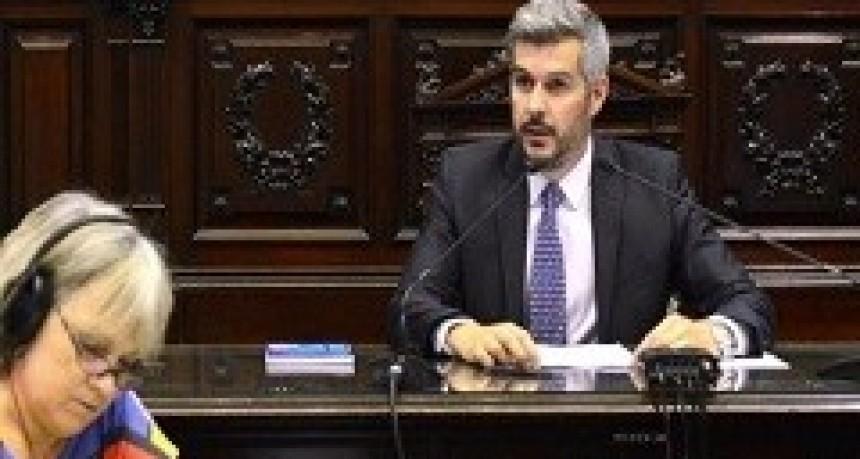 14/03/2018: Peña asegura que el Gobierno