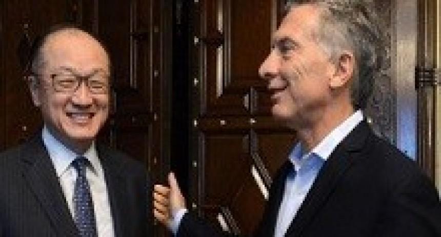 19/03/2018: Macri recibió al titular del Banco Mundial, Jim Yong Kim