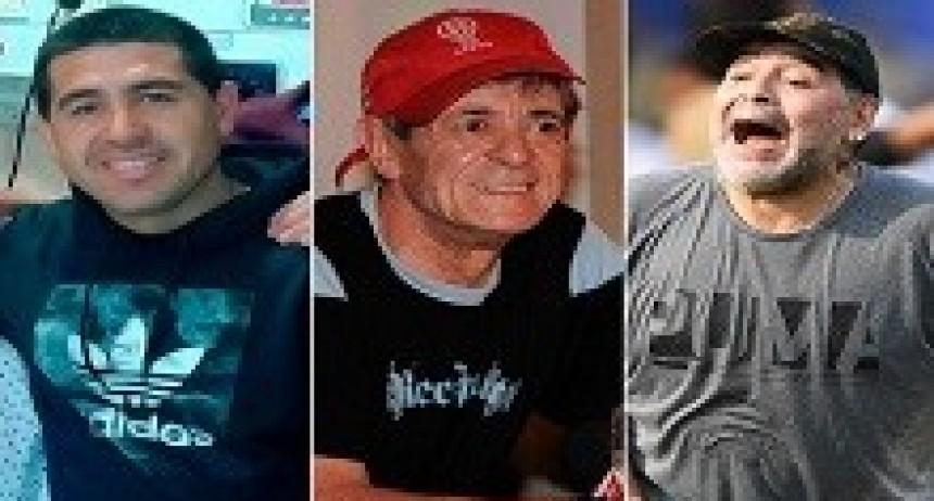 22/03/2018: El día que René Houseman se enfrentó a Maradona