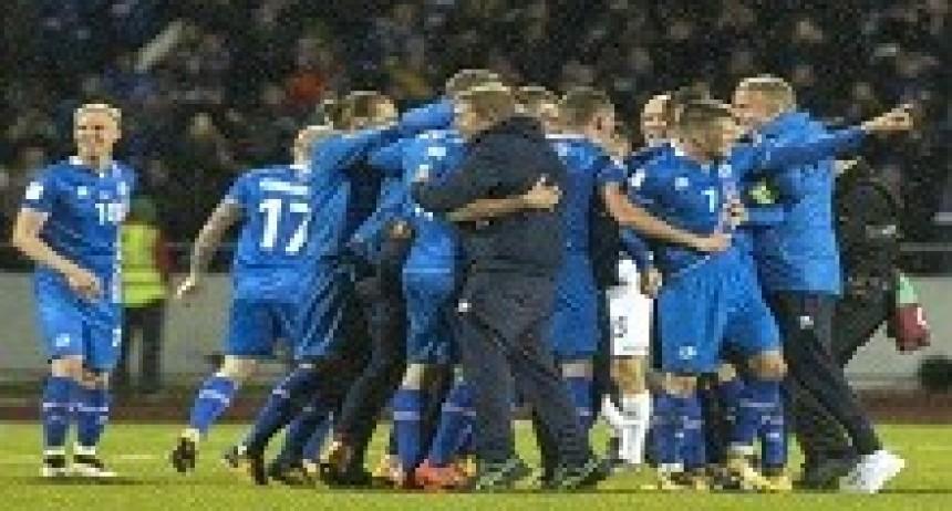 26/03/2018: 26/03/2018: Mundial Rusia 2018, Islandia anunció un boicot contra el Mundial
