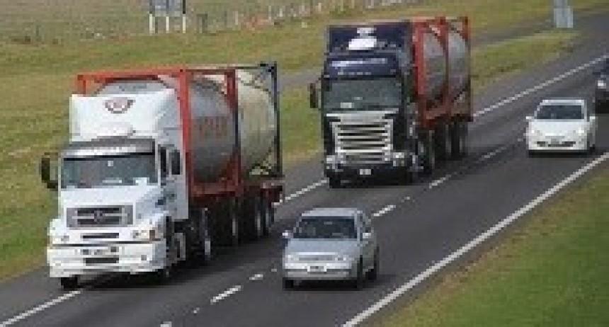 28/03/2018: Los camiones tendrán restricciones para circular durante el fin de semana largo