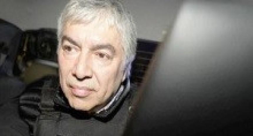 28/03/2018: Báez pidió su libertad en la causa por