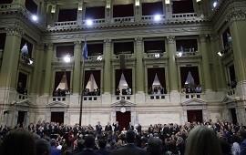 01/03/2019: Discurso de Macri en el Congreso: el Presidente anunció un aumento del 46% de la AUH
