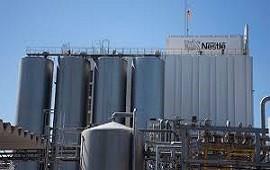12/03/2019: Nestlé anunció inversiones por $5.200 millones y desembarcó en el mercado de la leche líquida