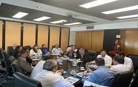 29/03/2019: La provincia gestiona políticas ante Nación para mejorar la seguridad y salud en el trabajo