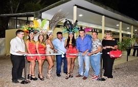 05/03/2019: Inauguraron un complejo sanitario en el Parque Estación Central de Concordia