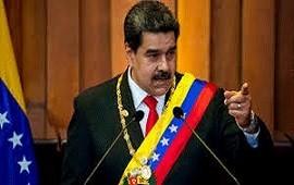 05/03/2019: Nicolás Maduro le respondió a Juan Guaidó: