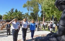 06/03/2019: La Policía de Entre Ríos cumple 185 años de vida institucional.