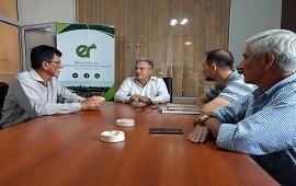 07/03/2019: La provincia avanza con el plan de saneamiento en la ciudad de General Ramírez
