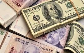 07/03/2019: El dólar alcanzó su récord histórico: cerró en $43,41