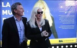 11/03/2019: Susana Giménez apoya la reelección de Macri, pero le pidió