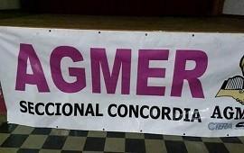 14/03/2019: AGMER Concordia salió a contestar críticas y reiteró los plazos de negociación
