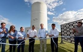 14/03/2019: Bordet inauguró una nueva planta de agua potable