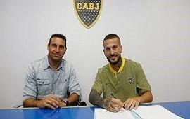 15/03/2019: Boca mejoró el contrato de Benedetto y lo blindó para la Copa Libertadores