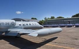 18/03/2019: El gobierno provincial acompañó el aniversario 70 de la II Brigada Aérea de Paraná