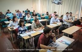 18/03/2019: Entre Ríos participó en una jornada de capacitación en tecnologías especiales en construcciones viales