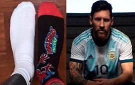 21/03/2019: Messi se sumó a una campaña por el Día Internacional del Síndrome de Down