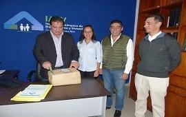 22/03/2019: Se licitaron 24 nuevas viviendas en San Salvador con recursos provinciales