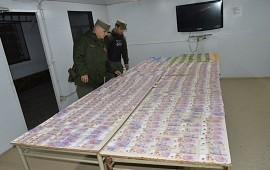 22/03/2019: Moreno: secuestraron 1300 kilos de marihuana