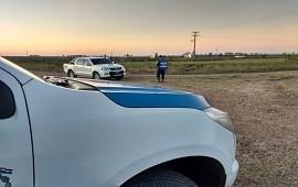 25/03/2019: Alcoholizado al volante dejó a sus acompañantes y quiso huir de un control