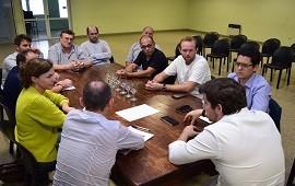 27/03/2019: Producción trabajará junto con el sector de industriales panaderos de Entre Ríos