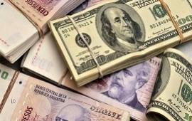 27/03/2019: El dólar marcó un nuevo máximo histórico: quedó a un paso de los $45
