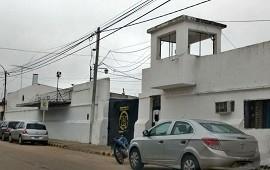 27/03/2019: Por una causa de amenazas telefónicas fue allanada una celda de la cárcel de Concordia