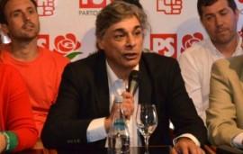 """27/03/219: Precandidato del socialismo calificó de """"escandaloso"""" el gasto de campaña que hacen Bordet y Varisco"""