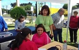 28/03/2019: Se instrumentó una jornada de relevamiento socio sanitario en La Criolla