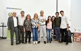 28/03/2019: Entregaron aportes y herramientas a emprendedores y cooperativas en Paraná