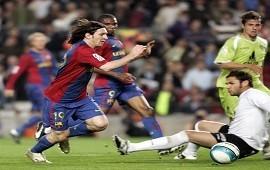 28/03/2019: Barcelona elige un gol de Messi como el mejor de su historia