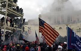 03/03/2021: La Cámara de Representantes de Estados Unidos canceló su sesión del jueves por la advertencia de un nuevo asalto al Capitolio