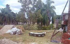 05/03/2021: Tras la difusión de una serie de fotos desde el cementerio explicaron en qué consisten los osarios generales
