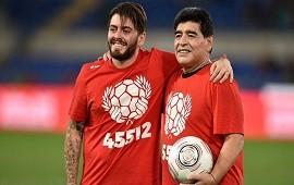 """05/03/2021: Diego Junior Maradona rompió el silencio: """"Yo no me escondo de nada ni de nadie"""""""