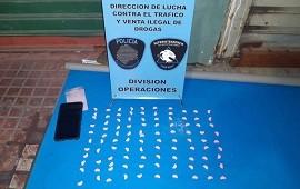 21/03/2021: Ciudad: detienen a dealers con dosis de éxtasis y cocaína