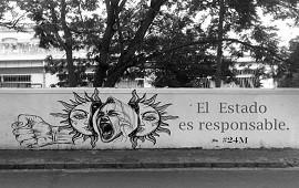 23/03/2021: Los impulsores del mural en la Normal afirman que presentaron el proyecto a la escuela y a Educación