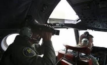Un barco chino localiza una señal que podría ser del avión malayo