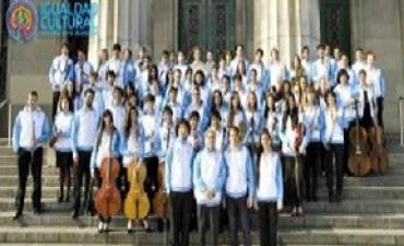 Igualdad Cultural presenta gratis a la Orquesta Sinfónica Juvenil Nacional