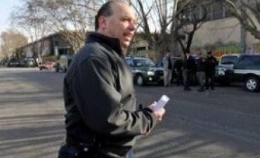 Berni: Habrá medidas para combatir el delito con motos
