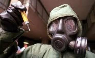 Siria, libre de armas químicas